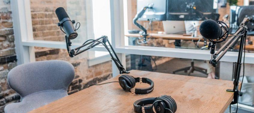 Wie erstelle ich einen Podcast?