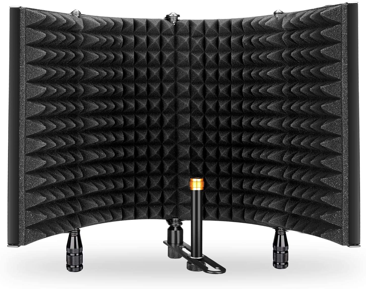 Micscreen | Mikrofonwand