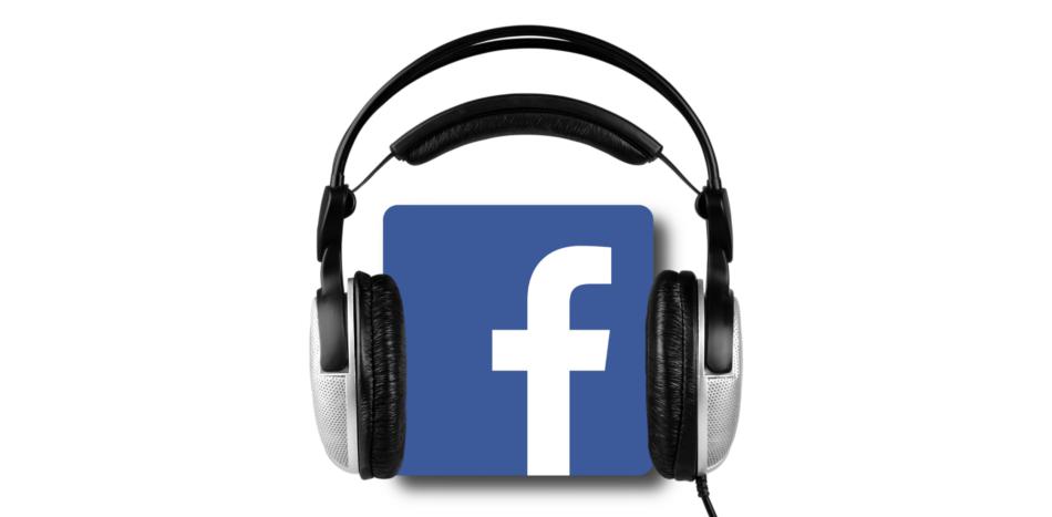 Podcasts auf Facebook